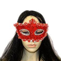 Μάσκες με πούλιες κοκτέηλ 4 χρώματα