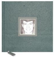 Φώτο άλμπουμ αποφοίτησης για 80 φωτογρ. 22.5x22.5εκ.