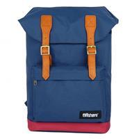 "Bagtrotter τσάντα πλάτης ""Offshore"" μπλε 42x28x12εκ."