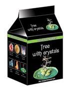 """Επιστημονικό παιχνίδι """"Δέντρο με κρυστάλλους"""" Υ15x8x8εκ."""