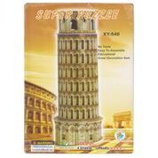 Παζλ 3d πύργος της πίζας