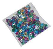 Πούλιες 6mm με τρύπα διάφορα χρώματα