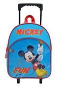 Βagtrotter τσάντα νηπίου τρόλευ Mickey με 1 θήκη 31.5x25x11εκ.