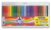 Centropen μαρκαδόροι ζωγραφικής washable 1mm 30 χρώματα