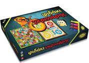 "Next επιτραπέζιο παιχνίδι ""Φιδάκι-γκρινιάρης"" Υ9x24,5x23εκ."