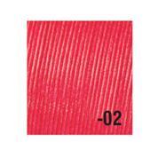 Βαμβακερό κορδόνι κόκκινο 0,5mm.x5μέτρα