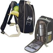 Τσάντα cooler bag-πικ νικ μαύρη 27x15x35εκ.