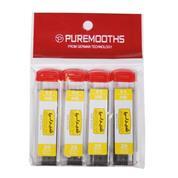 Μύτες για μηχανικό μολύβι 0.5mm HB, blister 4 τεμαχίων