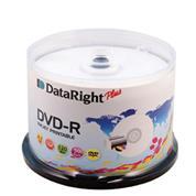 Ridata DVD-R γυαλιστερή επιφάνεια cake box 50τεμ.