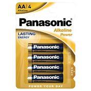 Sony αλκαλικές μπαταρίες AA 4 μινιόν
