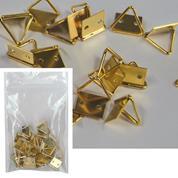 Τριγωνοθηλιές (κρεμασταράκια) Νο 1, κίτρινες 30τεμ.
