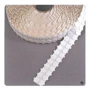 Αυτοκόλλητα στρόγγυλα foam 15χιλ permanent/permanent(5000τεμ/ρολ)