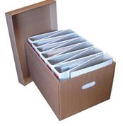 Next κουτί ολόκληρο οικολογικό Υ30x53x38εκ.
