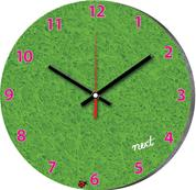 """Νext ρολόι Ø31εκ. """"γρασίδι"""""""