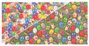 "Rainbow χαρτόνι ""πασχαλινά αυγά"" 300γρ. 50x70εκ."