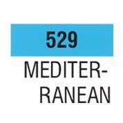Talens χρώμα decorfin satin 529 mediterranean blue 16 ml