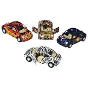 Goki αυτοκινητάκια μεταλλικά 12,7εκ. σε 4 χρώματα