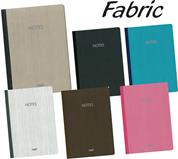 Next fabric 360° τετρ. flexi 17x25εκ. 2θεμ. 128σελ.
