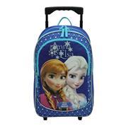 Bagtrotter τσάντα δημοτικού τρόλευ frozen 42x28x15,5εκ.