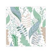 """Χαρτοπετσέτες 20τεμ. """"πράσινα φύλλα"""" 33x33εκ. (SDOG 013202)"""