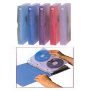 Comix θήκη για 48 CD Υ15,5x27,1x4,3εκ.