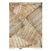 """Ριζόχαρτο """"notes"""" 42x29.7εκ.   (ITD-R007L)"""