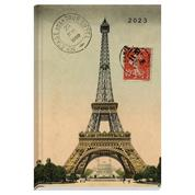 Next ημερολόγιο 2022 Gallery ημερήσιο δετό 12x17εκ, Eiffel