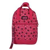 "Bagtrotter τσάντα νηπίου ""Minnie"" ροζ 34x23x13εκ."