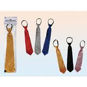 Γραβάτα με πούλιες μεταλλιζέ 33εκ. σε 6 χρώματα
