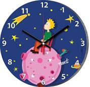 """Νext ρολόι Ø31εκ. """"παιδί & άστρα"""""""