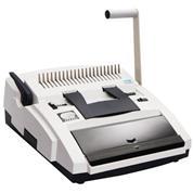 Dsb μηχανή βιβλιοδεσίας ηλεκτρική Α4 πλαστικού & μεταλλικού σπιράλ