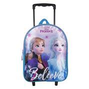 "Bagtrotter τσάντα νηπίου τρόλευ ""Frozen"" με 1 θήκη Υ31x25x11εκ."