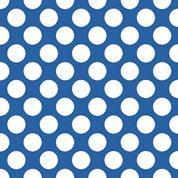 """Χαρτοπετσέτες 20τεμ. 33x33εκ """"πουά  μπλε"""" (SDOG003506)"""