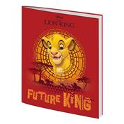 "Bagtrotter τετράδιο ""Βασιλιάς των λιονταριών"" 17x22εκ."