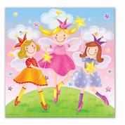 """Χαρτοπετσέτες """"little fairies"""" 25x35εκ."""