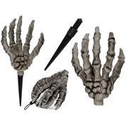 Χέρι σκελετού πλαστικό 22εκ.