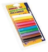 Molin πλαστελίνη ράβδοι 10 χρώματα σε blister