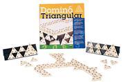Επιτραπέζιο παιχνίδι Domino triangular