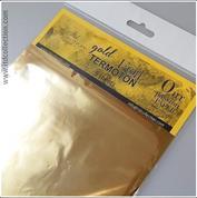 Φιλμ μεταλλοτυπίας χρυσό 15,5x15.5εκ.
