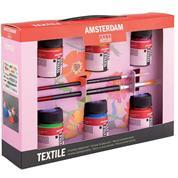 Talens σετ decorfin textile