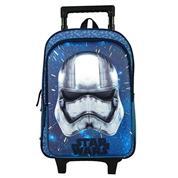 "Bagtrotter τσάντα δημοτικού τρόλευ ""Star Wars"" Υ38x28x12εκ."