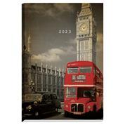 Next ημερολόγιο ημερήσιο 2022 Gallery δετό 12x17εκ, Big Ben