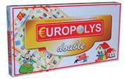 """Επιτραπέζιο παιχνίδι """"Europolis double"""" Υ4x47x25εκ."""