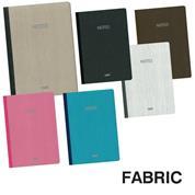 Next fabric 360° τετρ. flexi 21x29εκ. 200σελ.