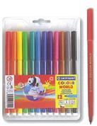 Centropen μαρκαδόροι ζωγραφικής washable 1mm 12 χρώματα