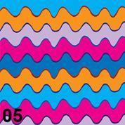 """Next κουτί με λάστιχο """"Κύματα"""" Υ33,5x25x5εκ."""