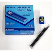 Μύτες μηχανικού μολυβιού 0,5mm ΗB