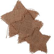 Αστέρι από λινάτσα 6τεμ.
