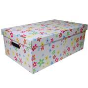 """Νext κουτί """"Λουλούδια"""" Α3 Υ19x50x31εκ."""