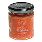 Αρωματικό κερί, 212 ml,  με αιθέρια έλαια πορτοκαλιού